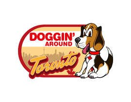 #129 for Create a logo with a cartoon Beagle (dog) af propeller215