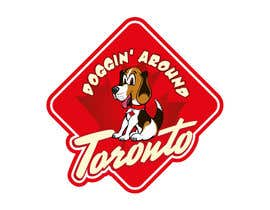 #130 for Create a logo with a cartoon Beagle (dog) af propeller215