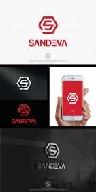 #69 untuk Logo design for name SANDEVA oleh SergiuDorin