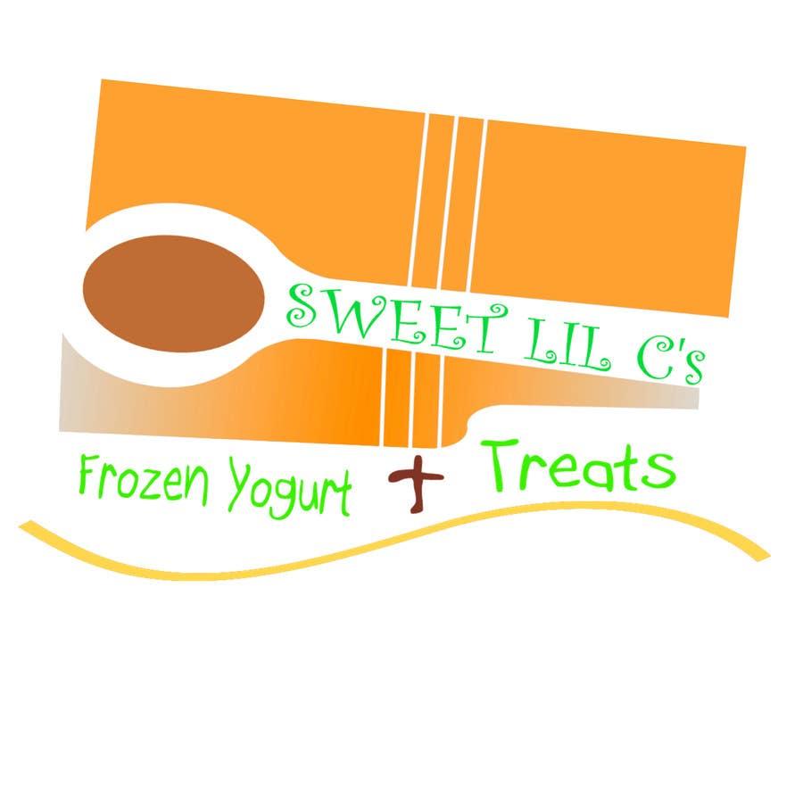 Bài tham dự cuộc thi #                                        53                                      cho                                         Sweet Lil C's Frozen Yogurt & Treats