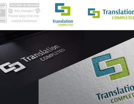 #15 para Design a logo for a translation brand por MarinaWeb