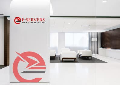 #32 for Design logo for E-Servers.ro af sdartdesign
