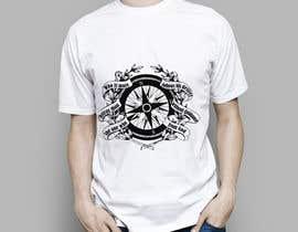 Nro 8 kilpailuun Design a T-Shirt for a book käyttäjältä mak633