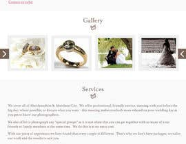 #5 untuk Redesign of photography website oleh gurutech54
