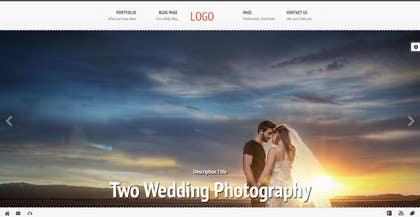 WeakyRock tarafından Redesign of photography website için no 15