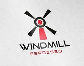 #13 para Design a Logo for Windmill Espresso por naderzayed