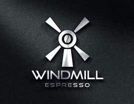 #17 para Design a Logo for Windmill Espresso por naderzayed