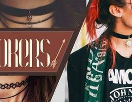 #77 untuk Design a Banner for our Featured Trend- Chokers oleh fi6