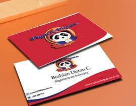 Nro 28 kilpailuun Diseñar tarjetas de presentación käyttäjältä brahianx
