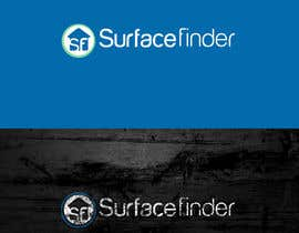 nº 202 pour Design a Logo and Symbol for SurfaceFinder.com par olivermxjp