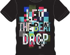 #42 cho Design a T-Shirt for Apparel Brand EDM inspired bởi javierlizarbe