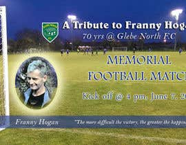 #2 cho Franny Hogan memorial football match bởi shiva1010