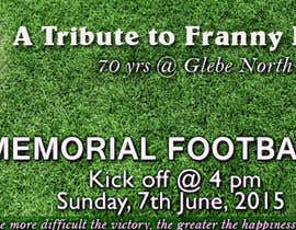 #9 cho Franny Hogan memorial football match bởi shiva1010