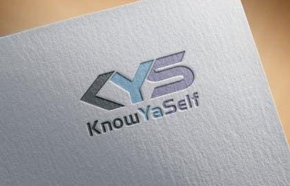 Nro 38 kilpailuun Design a Logo for KnowYaSelf website käyttäjältä Press1982