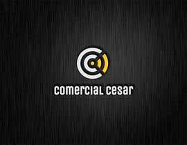 #125 untuk Diseñar un logotipo for COMERCIAL CESAR oleh sdmoovarss