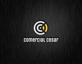 #125 para Diseñar un logotipo for COMERCIAL CESAR por sdmoovarss