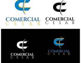 VikiFil tarafından Diseñar un logotipo for COMERCIAL CESAR için no 120