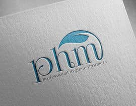 #94 cho Logo for PHM - Professional hygiene products bởi samehsos