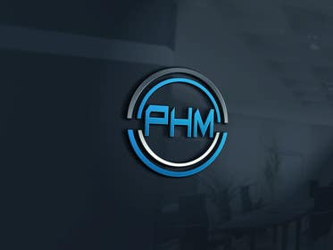 #41 untuk Logo for PHM - Professional hygiene products oleh RAIDAHKHALIDSYED
