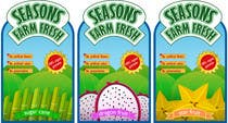 Contest Entry #31 for Graphic Design for Seasons Farm Fresh