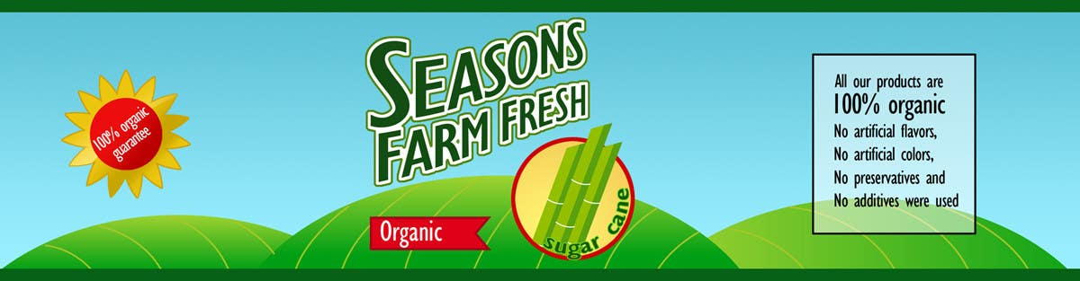 Contest Entry #18 for Graphic Design for Seasons Farm Fresh