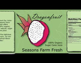 #22 para Graphic Design for Seasons Farm Fresh por shuttersound313