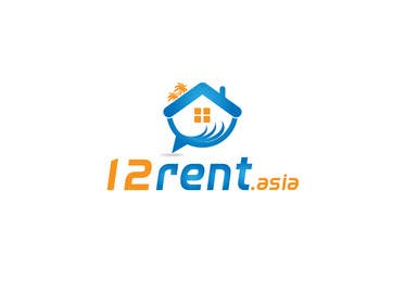 #265 para Design a Logo for 12rent.asia por rraja14