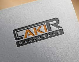 #62 untuk Design of a Logo for a Handrail (high-grade steel) Company oleh tieuhoangthanh