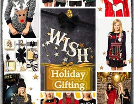 #33 para Trend Board/ Collage- Holiday Gifting por fi6