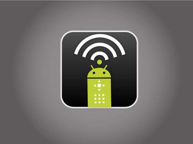 #128 for TV remote control APP Icon design by xrevolation