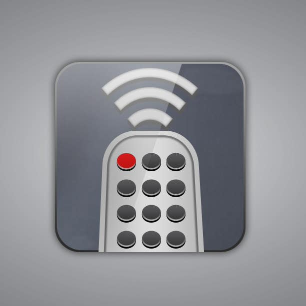 Entry #94 by ahmadghabra for TV remote control APP Icon