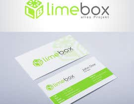 #156 untuk Design a Logo and a business card for limebox oleh HammyHS