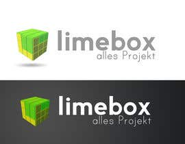 #100 untuk Design a Logo and a business card for limebox oleh adrianiyap
