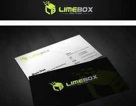 #81 untuk Design a Logo and a business card for limebox oleh genqydy
