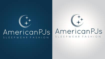 "picitimici tarafından Design a Logo for a Sleepwear Fashion Company ""AmericanPJs"" için no 40"