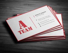 #15 for Design some Business Cards for A Team Hardwoods by Fgny85