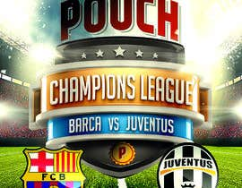 amprodzz tarafından Design a Flyer for Restaurant Screening Champions League Final için no 6