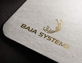#360 for Baja Systems Logo Design af BlackWhite13