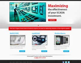 #43 para Wordpress Theme Design for Synergist SCADA INC por firethreedesigns