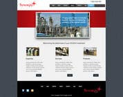 Graphic Design Contest Entry #31 for Wordpress Theme Design for Synergist SCADA INC