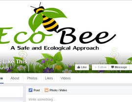 #23 for Design a Facebook Cover and Profile Pic for AZ Eco Bee af parth7676