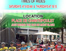 #16 cho Design a Flyer for Bike Rides bởi anymix