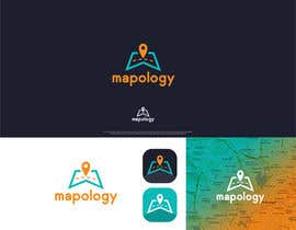 #157 untuk Design a Logo for a new business called mapology oleh ramandesigns9