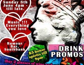 #27 cho Design a Flyer for late night bar event bởi del15691987