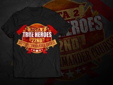 #36 untuk Design a T-Shirt for 22nd SCC oleh akazuk