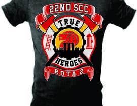 #19 untuk Design a T-Shirt for 22nd SCC oleh mj956