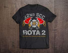 #26 cho Design a T-Shirt for 22nd SCC bởi japinligata