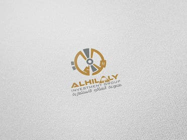 #57 untuk Design a Logo for ALHILALY INVESTMENT GROUP oleh thelionstuidos