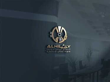 #58 untuk Design a Logo for ALHILALY INVESTMENT GROUP oleh thelionstuidos