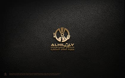 #60 untuk Design a Logo for ALHILALY INVESTMENT GROUP oleh thelionstuidos
